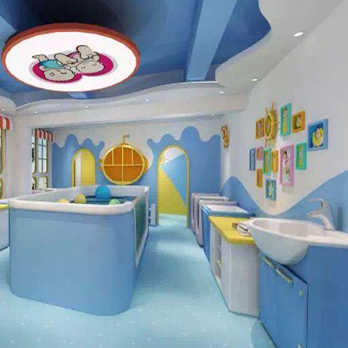 婴儿游泳馆1