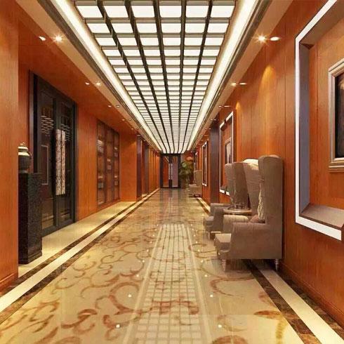美屋定制墙上新装系统-走廊效果