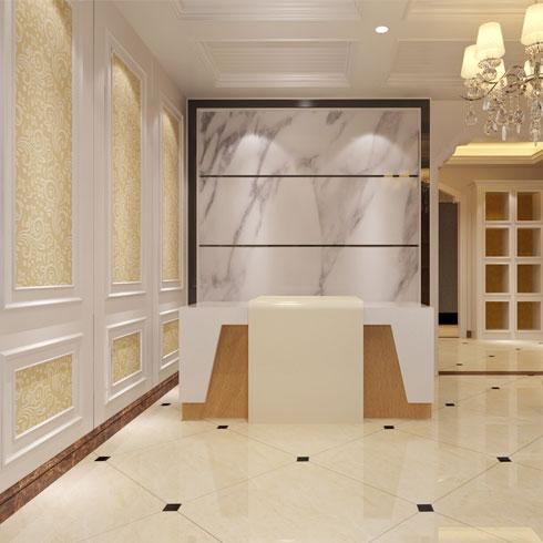 美屋定制墙上新装系统-大理石效果
