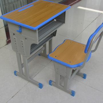 学生儿童课桌椅 升降儿童课桌椅厂家 学生写字桌可升降学习桌批发