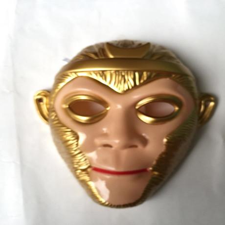 孙悟空面具  圣诞节装饰用品   儿童圣诞礼品  地摊热卖玩具批发