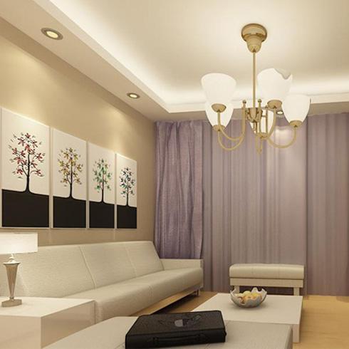 玖唐士壁材客厅装饰