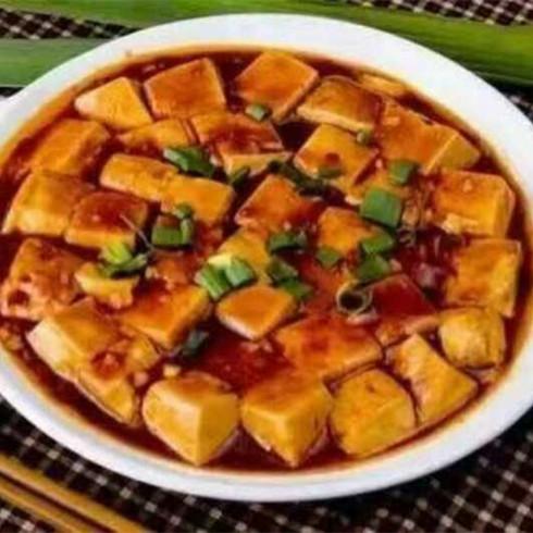 豆乡万家豆腐机-麻婆豆腐制品