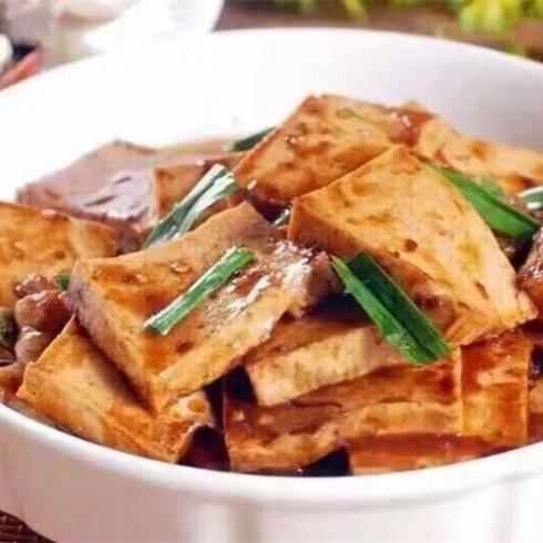 豆乡万家豆腐机-豆腐制作美食