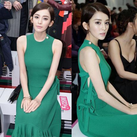 连衣裙明星同款