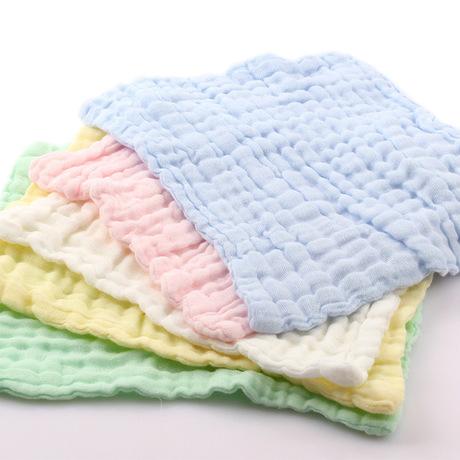 儿纯棉纱布手帕毛巾洗脸巾