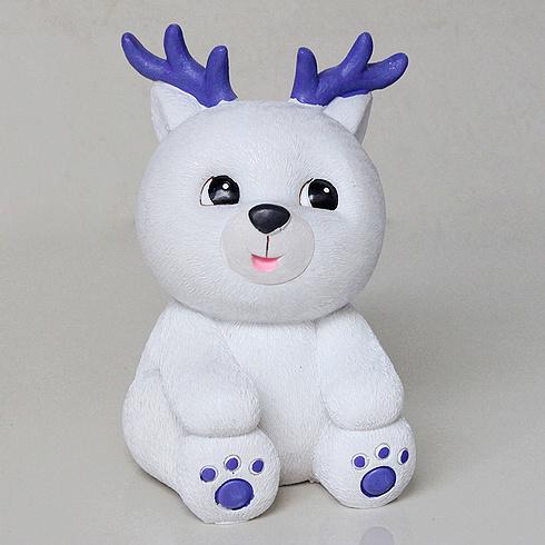 雪岭熊风白熊