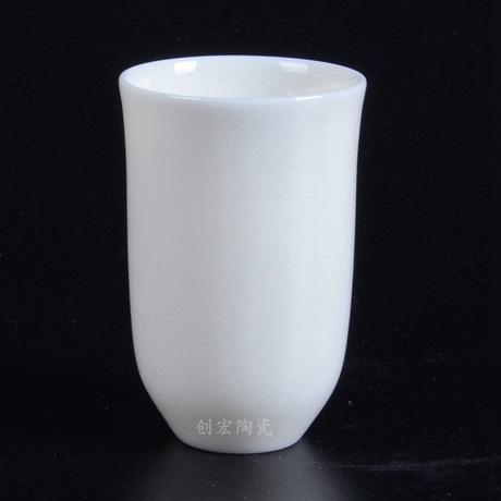 闻香杯_德化白瓷茶具套装特价高档礼品闻香杯 白瓷 陶瓷闻香杯品茗杯单杯