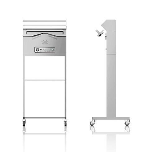 赛维干洗-成衣包装机