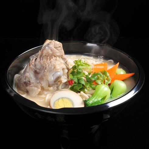 食面族面馆快餐-大骨汤面