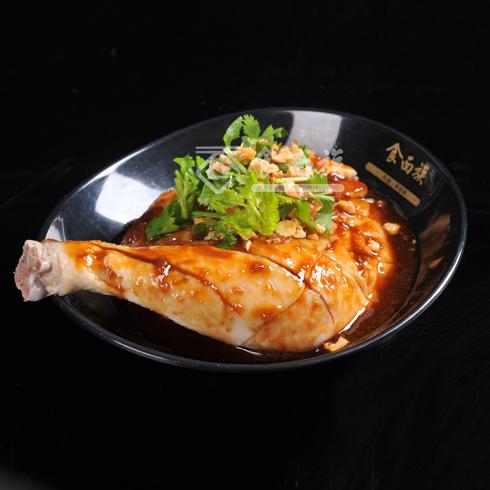 食面族面馆快餐-秘制鸡腿