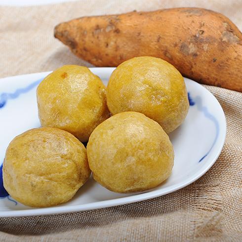 木薯粉番薯煎堆