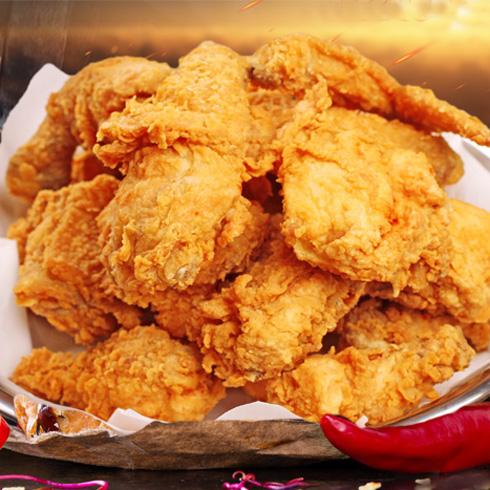 吉莱仕炸鸡块