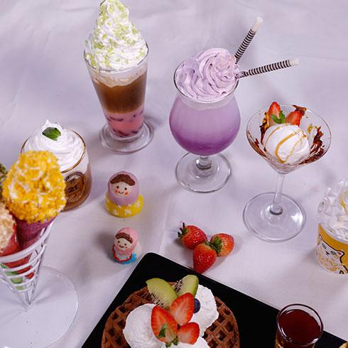 芭贝乐冰淇淋-冰淇淋组合