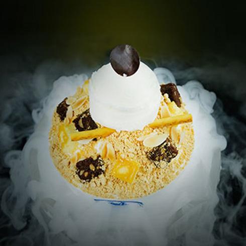 雪芙蓉冰淇淋-梦幻香草雪花冰