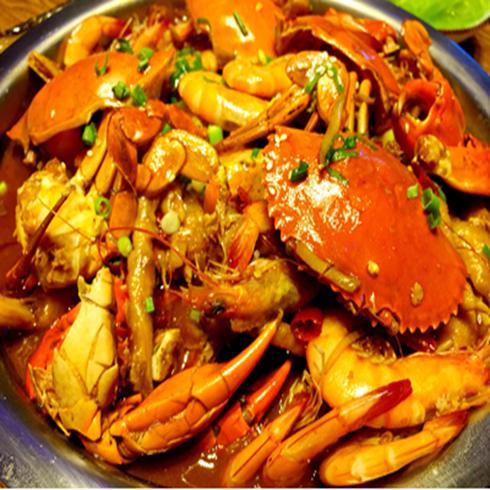 哪里可以加盟巴比酷肉蟹煲?