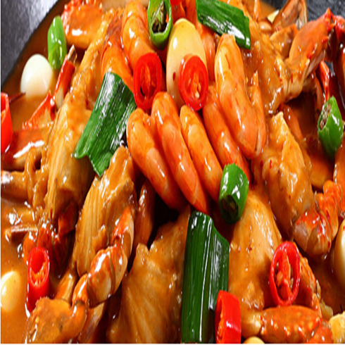巴比酷肉蟹煲味道怎么样?值得品尝