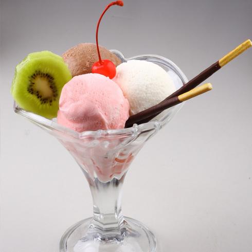 雪洛可冰淇淋-三色冰淇淋
