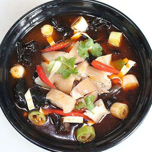 围啃椒麻鸡-小份椒麻猪蹄