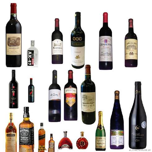 进口红酒1