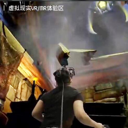 聚空间VR乐园惊魂系列