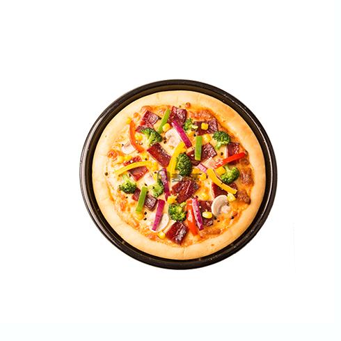 麦塔基汉堡-牛肉披萨