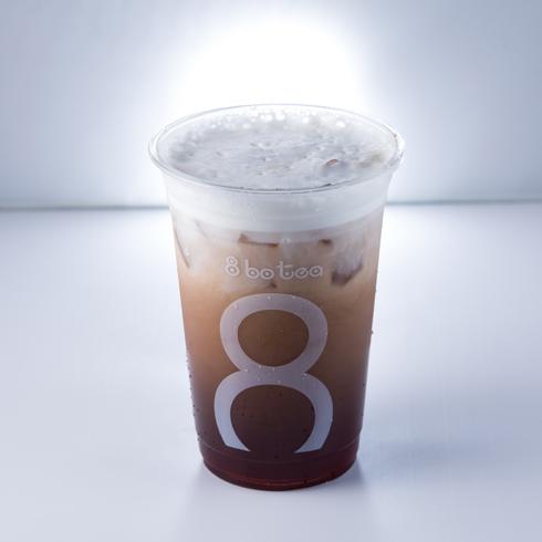 8波茶手工黑糖饮品