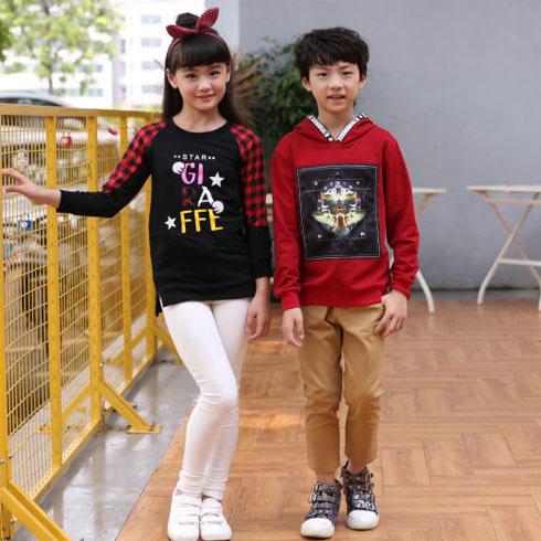 米蓝童年童装-时尚童装产品