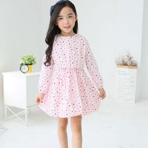 米蓝童年童装-可爱女童装