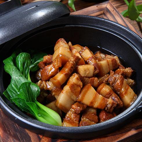 锅先森台湾卤肉饭快餐-台式卤肉