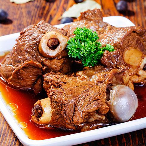 锅先森台湾卤肉饭快餐-卤排骨