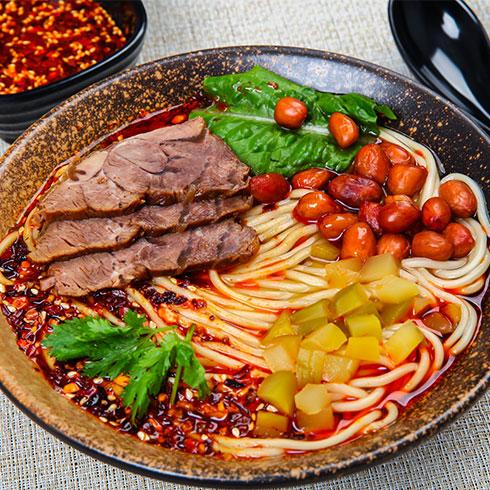 锅先森台湾卤肉饭快餐-一品牛肉面