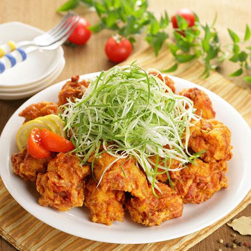 小肉肉炸鸡-美味鸡块