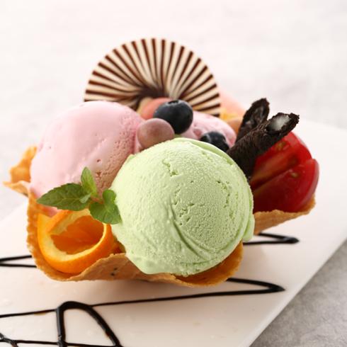 蔓斯雪冰淇淋-雪球冰淇淋