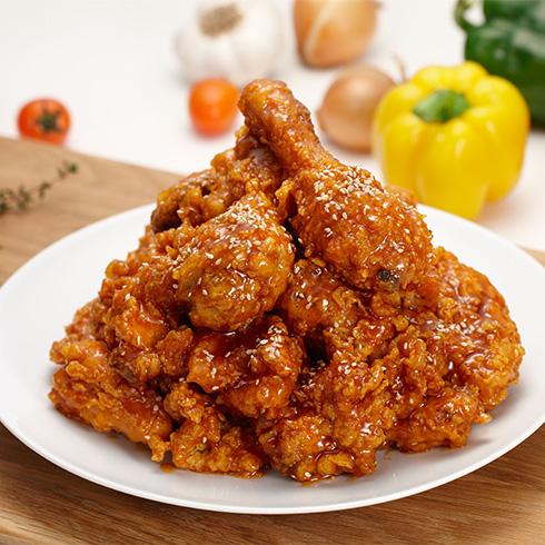 阿芝玛炸鸡-多汁炸鸡