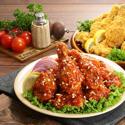 阿芝玛炸鸡-韩式炸鸡