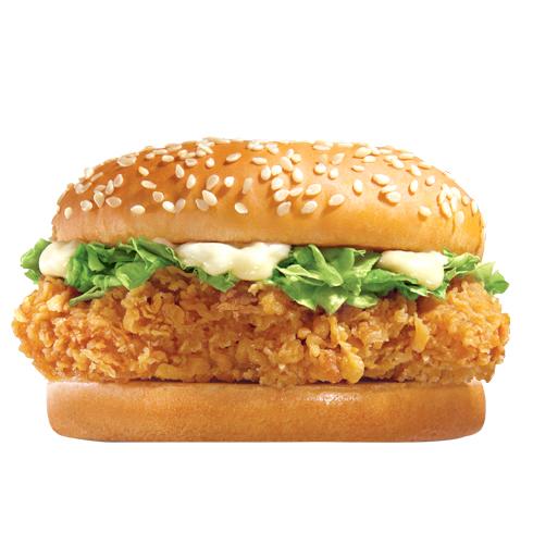 派乐基汉堡-美味汉堡