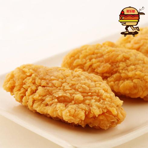 派乐基汉堡-蒜香黄金鸡翅
