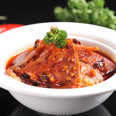 渝煮江湖酸菜鱼-夫妻肺片