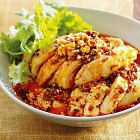 渝煮江湖酸菜鱼-口水鸡