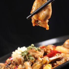 渝煮江湖酸菜鱼-泡椒牛蛙