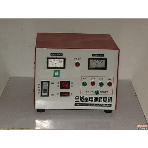 坤达蓄电池修复-全能蓄电池修复机