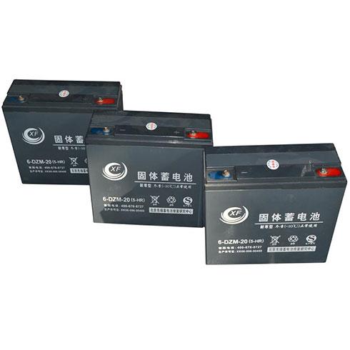 坤达蓄电池修复-固体蓄电池