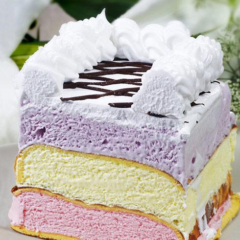 妙言果冻冰淇淋-冰淇淋蛋糕