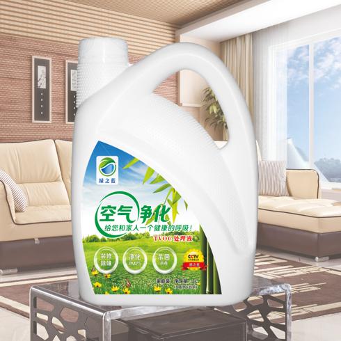 绿之蓝空气净化-家庭装2L