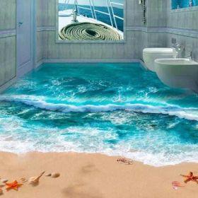 博科3D万能打印机-3D浴室效果