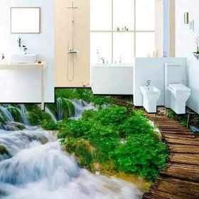 博科3D万能打印机-3D浴室