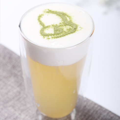 恋尚冰冰淇淋-白桃乌龙奶盖茶