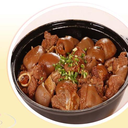 鸿记煌三汁焖锅-焖锅猪蹄