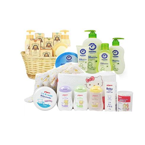 哈尼宝贝母婴生活馆-洗护用品